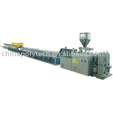 Línea de producción de manguera reforzada con fibra de PVC