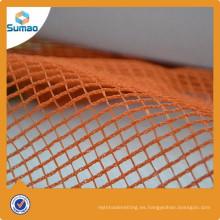 Red plástica anaranjada plástica del alambre de los EEUU mono para la máquina de la construcción