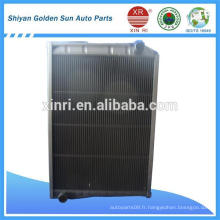 Setyr Truck Radiator WG9725531077 de Chinese Copper Brass Radiator Factory