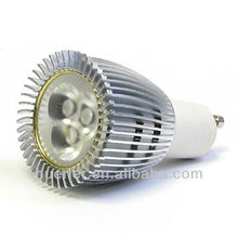 manufacturer of LED 220v E27 gu10 mr16 6W led light garden spot lights