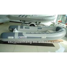 Популярные жесткие ребра надувные лодки на продажу 380