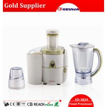 Multifunktions-Küchenmaschine mit 450W Entsafter, Mixer, Trockenmühle
