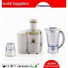 Processador de Alimentos Multifunções com Juicer 450W, Liquidificador, Drymill