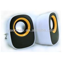 Novedad usb mini pc speaker