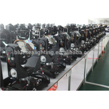 2015 GuangZhou sharpy beam 200 moving head stage lighting