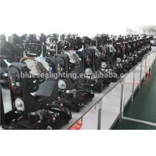 2015 GuangZhou feixe sharpy 200 movendo cabeça palco iluminação