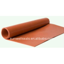 commercial silicone rubber sheets manufacturer