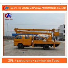6 Roues Haute Altitude Operation Camion Truck