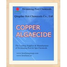 Alguicida Pentahydrate del sulfato de cobre II para los productos químicos del tratamiento de aguas CAS No. 7758-99-8