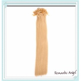Italy Keratin Pre-Bonded Remy Human Hair Extension