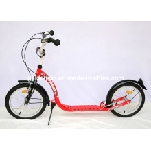"16"" Steel Frame Foot Scooter (PB1616N)"