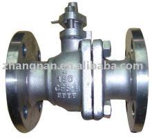 ANSI Stainless Steel Ss304 ball valve 150LB