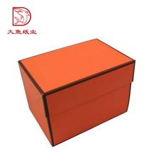 Caja de regalo gruesa popular más nueva de la fabricación profesional