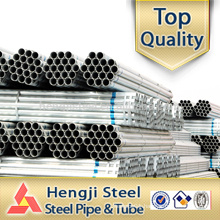 Hot dip Galvanized steel pipes /HDG pipes/SCAFFOLDING PIPE