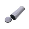 Runde Form Zinn Dose Großhandel Metall Blechbehälter für Lebensmittel Verpackung