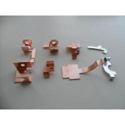 High precision Aluminum stamped parts