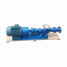 G series pump screw