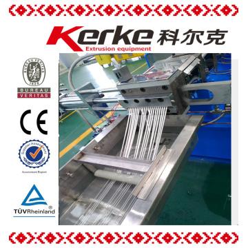 Doble tornillo PP / PE carga / color masterbatch extrusora