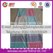 varios diseños de tela de sábana de algodón impresa tela impresa algodón de flor
