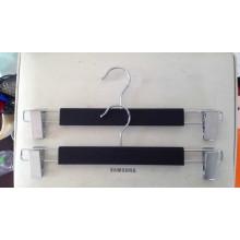 Hh Brand Plastic Pants Hanger, Durable Pants Hanger, Plastic Hanger for Wholesale