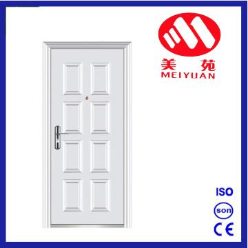 Beyaz Kapı Güvenliği Giriş Kapısı için Ütü Güvenliği Kapısı