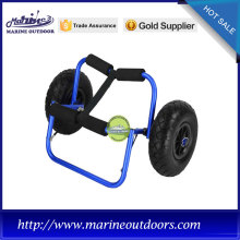 High quality anodized aluminum kayak trolley for sale