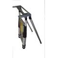 new design new  extension climbing ladder bamboo loft telescopic