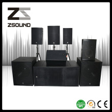 "Passive Single 18"" DJ Audio Sound Loudspeaker System"
