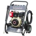 2018 Benzin Kaltwasserhochdruckwaschmaschine
