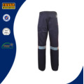 100% Cotton Drill Work Pants with En471 Reflective Tapes