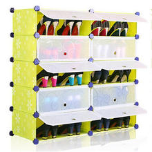 DIY Image Storage Rack Shoes Shelf Cabinet