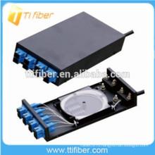 8-контактная клеммная коробка настенного оптоволоконного кабеля