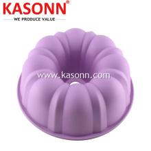 Tubo de silicona molde de pastel de gasa molde