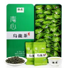 China taiwan embalado a vácuo orgânico e leite oolong chá