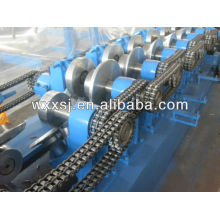 automatic C and Z channel cold roll forming machine