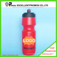 Индивидуальный логотип Экологичный материал PE Sports Bottle (EP-W82922)
