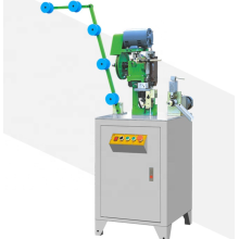Auto Zipper Bottom Stop Machine (flat wire type)