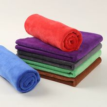 Wholesale Microfiber Warp Knitting Cleaning Gsm Towel