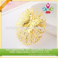 fabricant artisanat mat décoration fine métallique autocollant