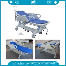 Hospital Manual Transfer Stretcher (AG-HS002)
