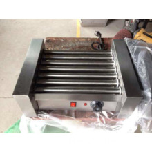 Commercial hot dog grill machine