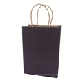 MOQ500 With Handles Recyclable Custom Paper Gift Bag