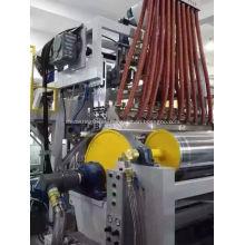 Máquina de película estirable de alta velocidad de 1500MM 3/5 capas