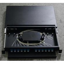 El tipo extraíble ODF para 24 puertos