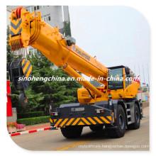 55t Rough Terrain Crane, Hoisting Machinery XCMG Rt55e
