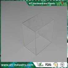 clear plastic storage custom packing box packaging supplier