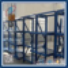 Porte-palettes sélective en acier