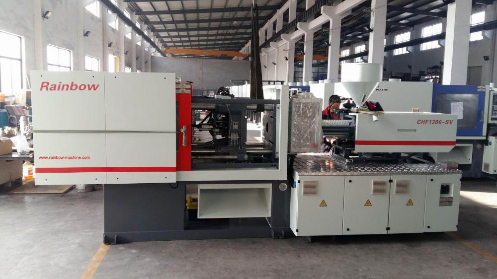 High Performance Servo Plastic Injection Machine