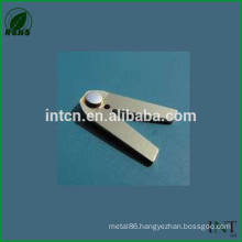 riveting components electrical contacts silver point