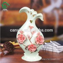 2015 Vaso colorido cerâmico da forma popular popular